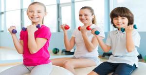 Çocuklar Ağırlık Egzersizi Yapmaya Ne Zaman Başlamalı