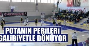 Fenerbahçe Gelişim'i 91-75'le Geçtiler
