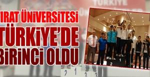 FÜ'den Türkiye Birinciliği