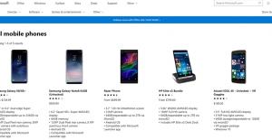 Microsoft, Windows Mobile'dan Daha Çok Android Akıllı Telefon Satıyor