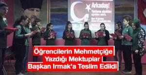 Öğrenciler, Mehmet Akif Ersoy'u Andı