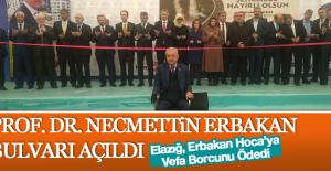 Prof. Dr. Necmettin Erbakan Bulvarı...