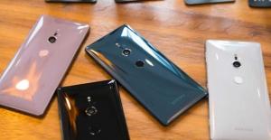 Sony, Xperia XZ2 Ve XZ2 Compact'ın Tasarımlarını HTC'den Mi Kopyaladı?