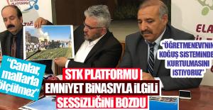 STK Platformundan Toplantı