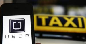 Taksicilerle Gerginlik Yaradı! UBER Kullanıcısı 10 Günde 5 Kat Arttı