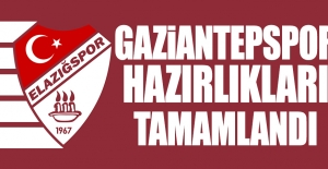 Tetiş Yapı Elazığspor Maç Saatini Bekliyor