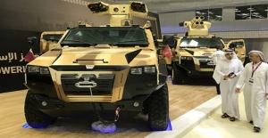 """Türkiye'nin Yeni Zırhlısı """"NMS"""" Dünyaya Açıldı"""