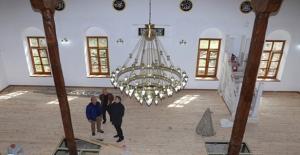 3 Bin Yıllık Cami Restore Edildi