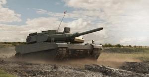 Altay Tankının Seri Üretimi İle İlgili Yeni Gelişme