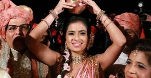 Antalya'daki Hint Düğünü 3 Gün 3 Gece Sürdü