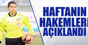 Bş.Bld. Erzurumspor-TY Elazığspor maçını Kutluhan Bilgiç Yönetecek