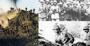 Çanakkale Kara Harekâtı'nın 103. Yıl Dönümü