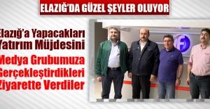 Elazığ'da Çiftçiyi Sevindirecek Yatırım Müjdesi