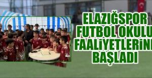 Futbol Okulu Yoğun Katılımla Açıldı