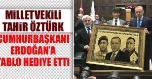 Milletvekili Öztürk#039;ten Cumhurbaşkanı...