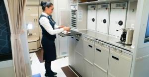 THY Ve TAI'nin Ortak Ürettiği 'Kabin İçi Mutfak Ekipmanları' Çin Pazarına Giriyor