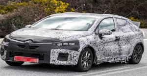 Yen Renault Clio İlk Kez Görüntülendi