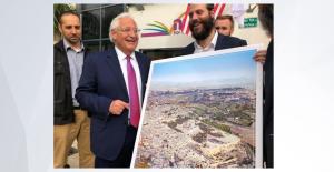 ABD'nin Büyükelçisine Mescid-i Aksa'nın Olmadığı Kudüs Tablosu