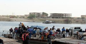 ABD ve YPG/PKK'nın yıktığı Rakka'da Tehlikeli Yolculuk