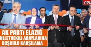 AK Parti Elazığ Milletvekili Adaylarına...