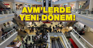 AVM'lerde yeni dönem! Ankara'daki 25 AVM'de başladı.