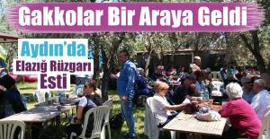 Aydın'da Elazığ Rüzgarı Esti