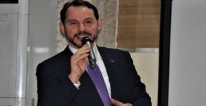 Bakan Albayrak: Tehditlere, karşı Türkiye büyümede rekor kırdı