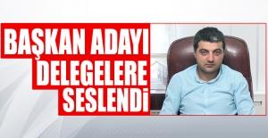 """Burak Çiftçioğlu: """"Elazığspor Delegelerini Kongreye Bekliyoruz"""""""