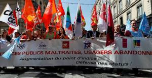 Fransa'da Hükümet Grevlere Karşı Çözüm Arayışında