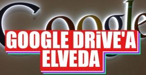 Google Drive'a Elveda