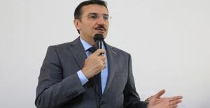 Gümrük Ve Ticaret Bakanı Tüfenkci: Türkiye'yi 2023'e Kadar İki Kat Büyütme Hedefimiz Var