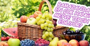 İşte Ramazan'da En Çok Tercih Edilen Meyve