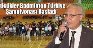 Küçükler Badminton Türkiye Şampiyonası kaç gün sürecek?