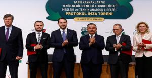 Milli Enerji Eğitim Hamlesi Protokolü İmzalandı