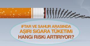 Ramazan'da Aşırı Sigara Tüketimi Neyi Artırıyor?