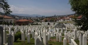 Saraybosnadaki Osmanlı Şehitliği...
