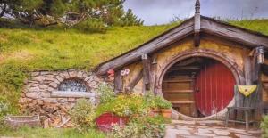 """Sivas'ta """"Hobbit Köyü"""" Kuruluyor"""