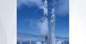 Spacex 7 Bilimsel Araştırma Uydusu Fırlattı