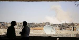 Suriye'de Esed Rejiminin Yeni Hedefi Güney Bölgeleri