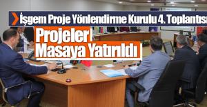 Toplantı Vali Kaldırım'ın Başkanlığında Gerçekleşti