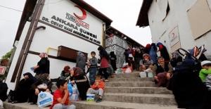 Türk Kızılayı'nın Aş Ocağı Bir Asırdır İhtiyaç Sahiplerini Doyuruyor