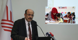 Yekta Saraç: Yükseköğretimde Kaliteyi Artıracağız
