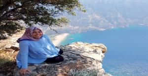 7 Aylık Hamile Kadın, Selfie Çektikten Saniyeler Sonra 300 Metreden Düşerek Hayatını Kaybetti