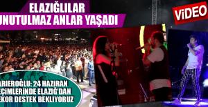 AK Parti Tarafından Düzenlenen Konser...