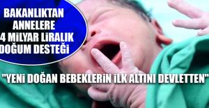 Annelere Doğum Desteği