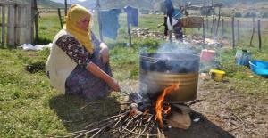 Besiciler Terörden Arındırılan Şenyayla'nın Yolunu Tuttu