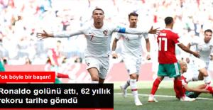 Cristiano Ronaldo, Avrupa'nın Uluslararası Arenadaki En Golcü İsmi Oldu