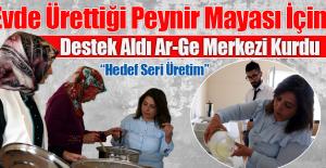 Doğal Peynir Mayası Ar-Ge Merkezi Kurdu