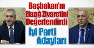 İYİ Parti Adayları, Başbakanın...