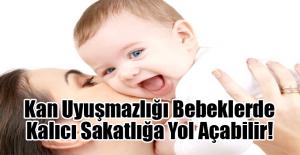 Kan Uyuşmazlığı Bebeklerde Kalıcı...